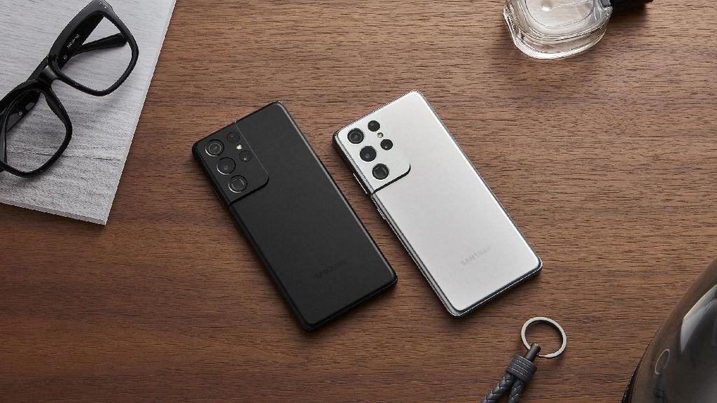 Samsung Galaxy S21 Ultra Jadi Smartphone Terbaik Versi Trusted Reviews