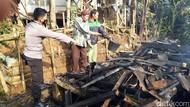 Nenek Tasikmalaya Tewas Terjebak di Rumahnya yang Terbakar