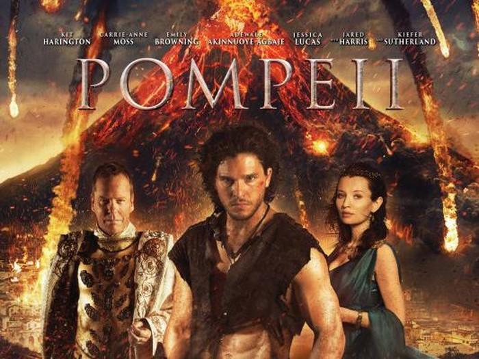Sinopsis Pompeii