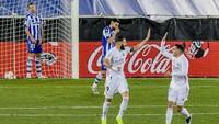 Alaves Vs Madrid: Los Blancos Menang 4-1
