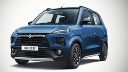 Suzuki XL5, Inikah Varian Paling Wah dari Karimun Wagon R?