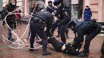 3.300 Pendukung Alexei Navalny Ditangkap Polisi Rusia