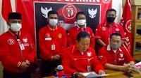 Profil Ambroncius Nababan Ketua Projamin yang Jadi Tersangka di Bareskrim