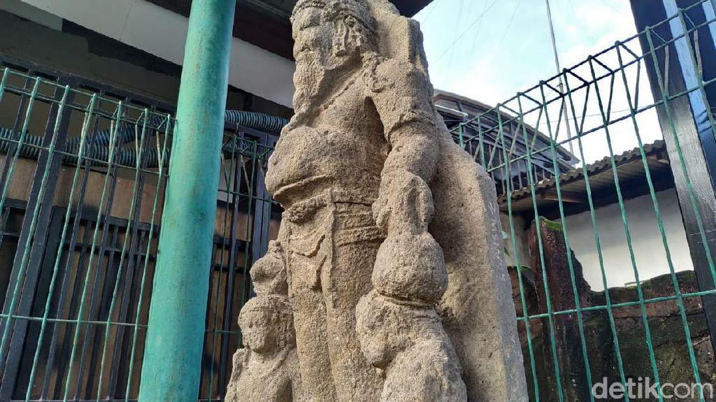 Begini Sejarah Arca Resi Agastya yang Tidak Mau Dipindah ke Museum Penataran