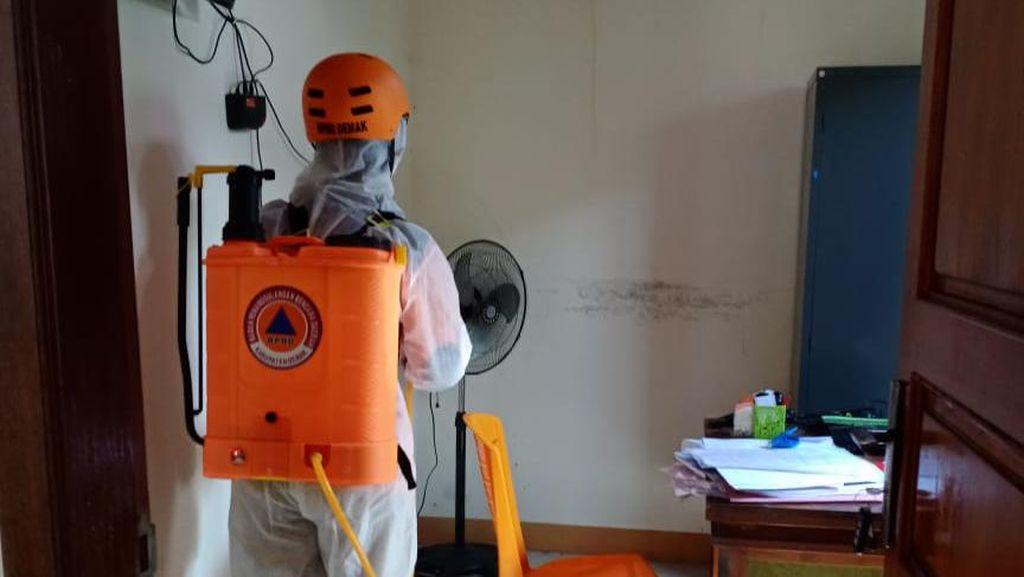 Seorang Kades di Demak Meninggal Corona, Balai Desa Ditutup
