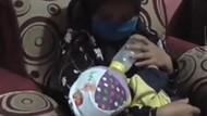 Bagaimana Kondisi Bayi yang Dicekoki Miras Oleh Pamannya?