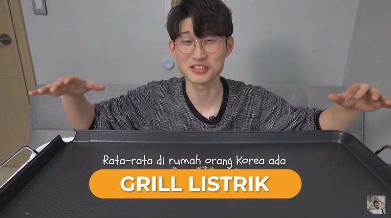 cara makan korean bbq yang benar