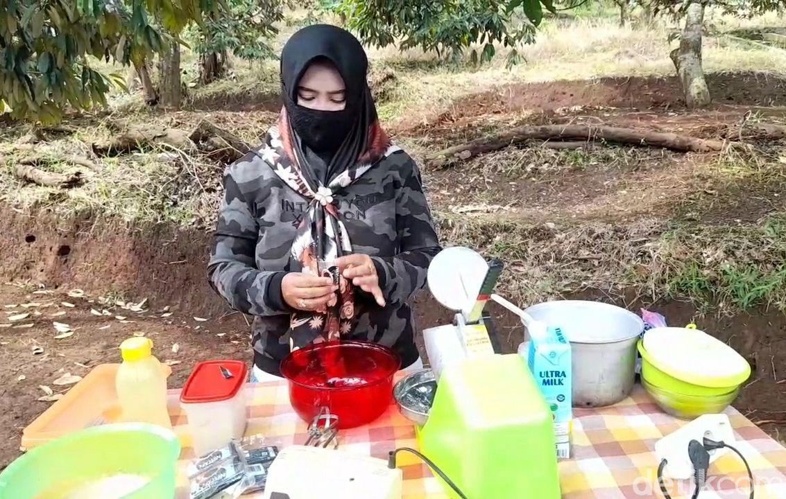 Kopi Dalgona Durian Ada di Brebes