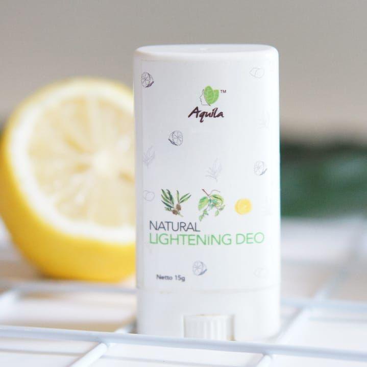 deodoran natural