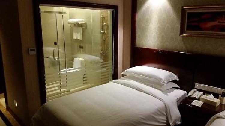 Desain Interior Hotel yang Nyeleneh