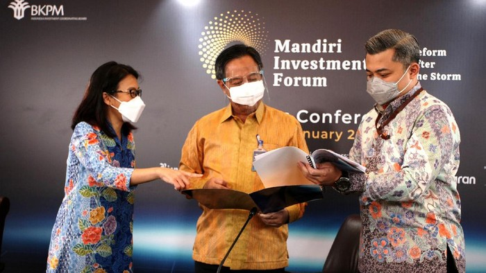 Mandiri Investment Forum (MIF) 2021 akan digelar virtual pada Februari mendatang. Ada 14 ribu peserta yang akan ikut serta dalam Forum tersebut.