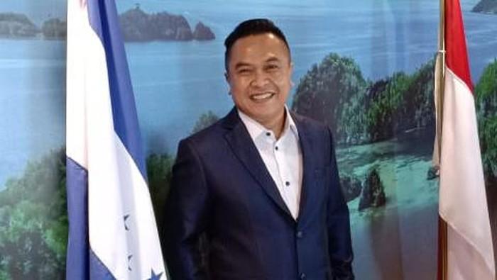 Dubes RI untuk Panama merangkap Honduras-Kosta Rika-Nikaragua, Sukmo Harsono (Dok. Sukmo Harsono).