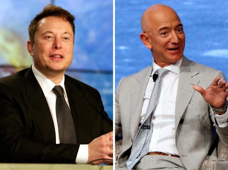 SpaceX vs Blue Origin, Mana yang Lebih Maju?