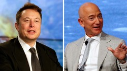 Ini Bedanya Wisata Luar Angkasa SpaceX vs Blue Origin