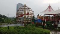 Gegara Corona, Suroboyo Carnival Park Kini Tinggal Kenangan
