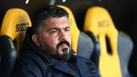 Napoli Memang Sedang Menurun, tapi Posisi Gattuso Masih Aman, kok