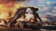 Menggila, Godzilla vs Kong Pecahkan Rekor di Masa Pandemi