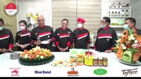 Harapan Sandiaga Uno di Hari Chef Nasional dan Ulang Tahun ICA ke-14