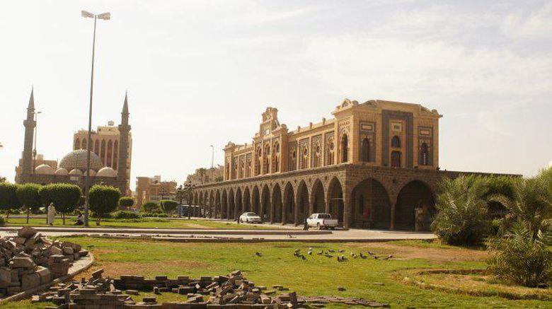 Hejaz Railway Museum