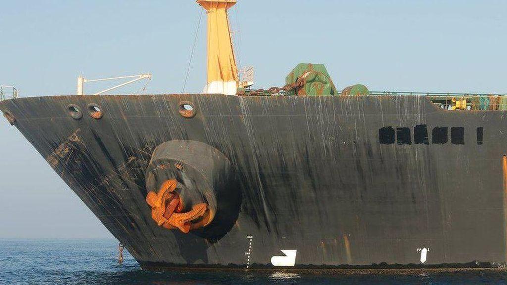 Reaksi Iran soal Penyitaan Kapal Tanker oleh Indonesia