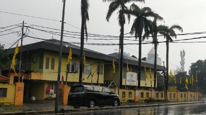 Kantor DPP PArtai Berkarya