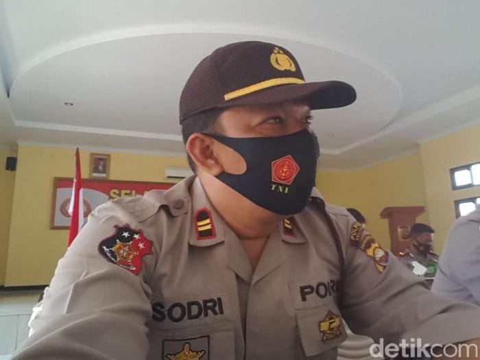 Kapolsek Talo Kabupaten Seluma Iptu Sodri (dok Istimewa)