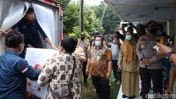3.120 Vaksin COVID-19 Khusus Nakes Tiba di Mojokerto