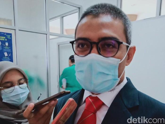 Ketua IDI Klaten, dr M Husen Prabowo, Senin (25/1/2021).