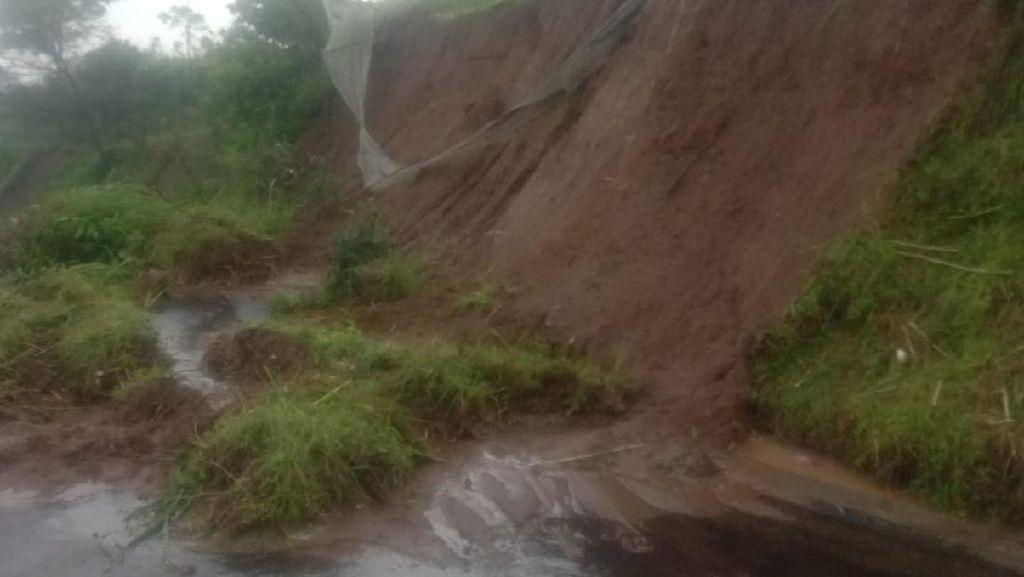 Longsor di Lereng Gunung Merapi, Satu Warga Tewas Tertimbun