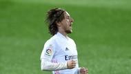Kode Real Madrid Mau Kasih Kontrak Baru buat Luka Modric nih?