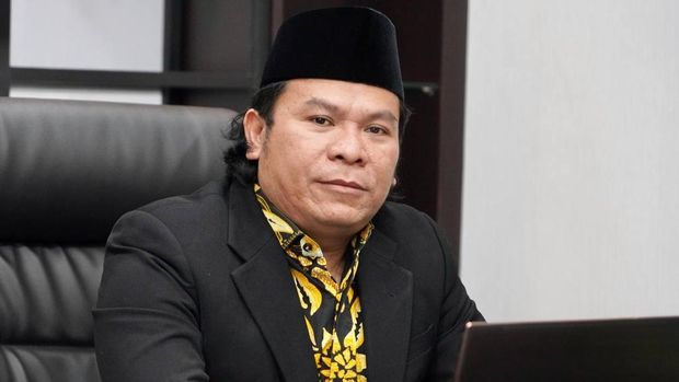 Anggota DPR RI dari Fraksi PKB, Luqman Hakim.