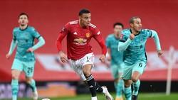 Manchester United Vs Liverpool 1-1 di Babak Pertama