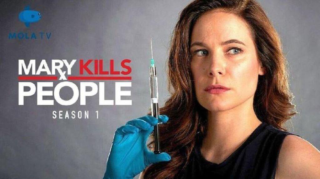 Mary Kills People Tunjukkan Kisah Sang Dokter Pencabut Nyawa