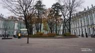Begitu Megah, Istana Rusia di St Petersburg Ini Punya 1.500 Kamar