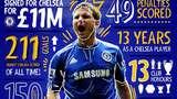 Lampard Dipecat, Netizen: Tetap Legenda Chelsea