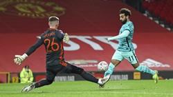 Mo Salah Sudah Ingat Cara Bikin Gol