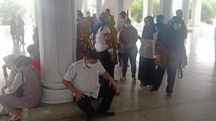 Nakes di Bengkulu tagih janji insentif yang tak cair sejak Juni 2020