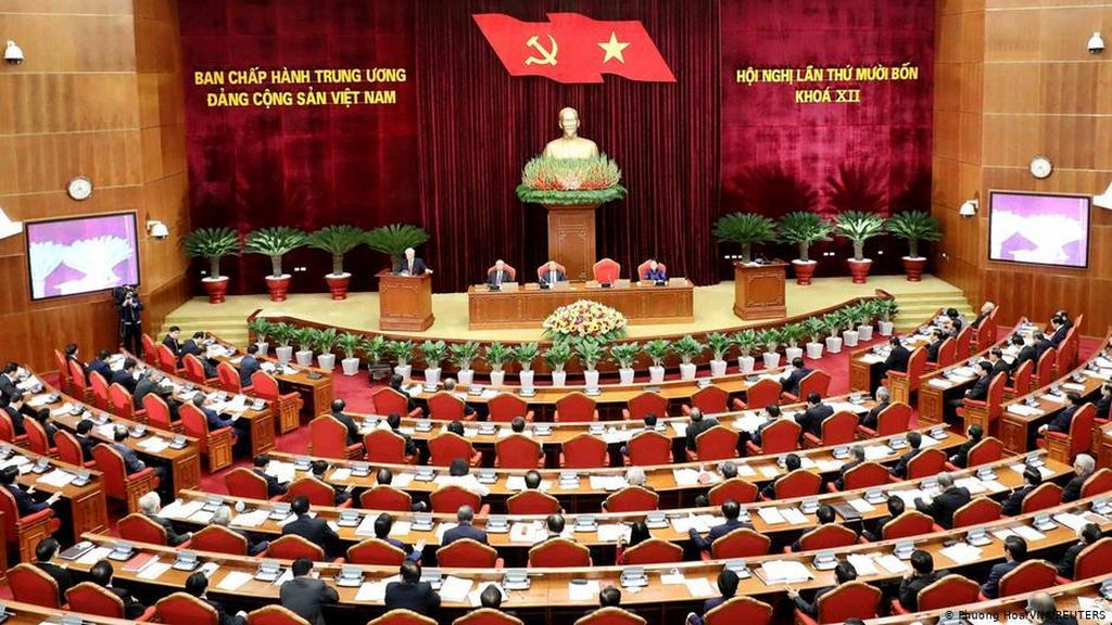 Dihadiri 1.600 Anggota, Partai Komunis Vietnam Tentukan Pemimpin Baru