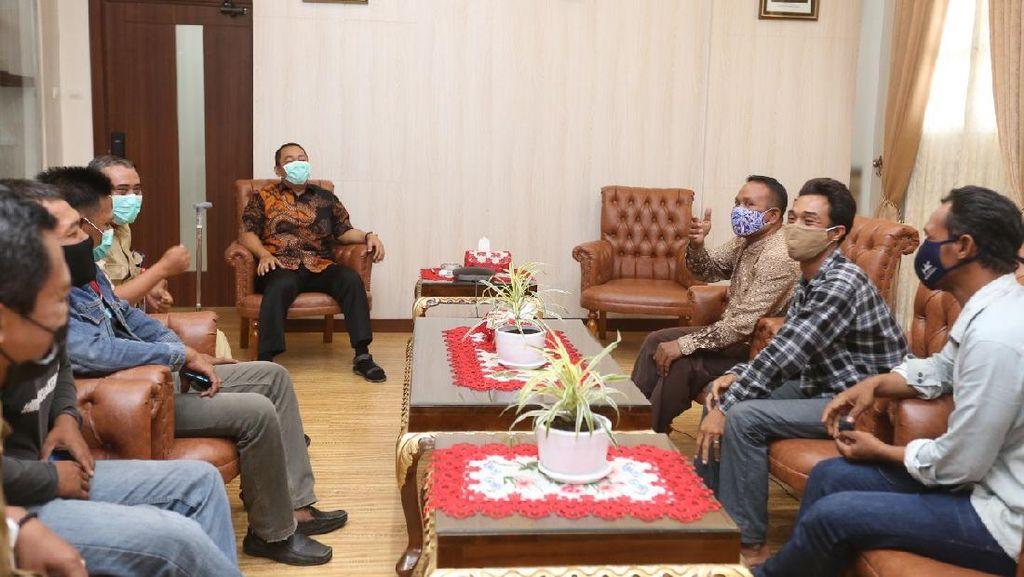 Wali Kota Semarang Minta Warga Tambakrejo Segera Huni Kampung Nelayan