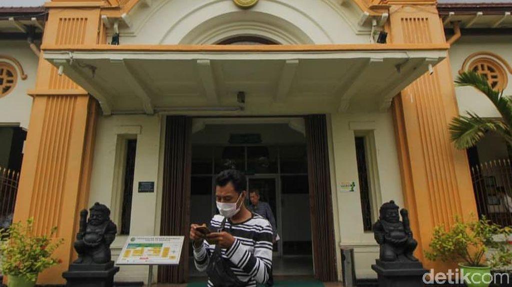 Aktivitas PN Surabaya Kembali Dibuka Usai Pegawai dan Hakim Positif COVID-19