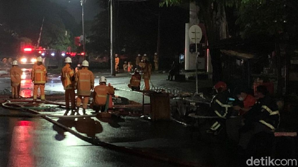 Pipa Gas Bocor di Dekat SPBU Margomulyo Surabaya Dipastikan Bukan Milik PGN