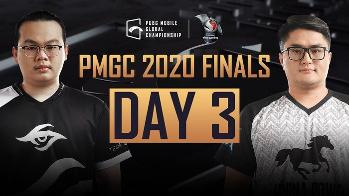 PUBG Mobile Global Championship 2020 Dubai Hari Ketiga