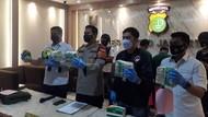 Polres Jakbar Sita 6 Kg Sabu dari Bandar yang Ditangkap di Terbus Palembang