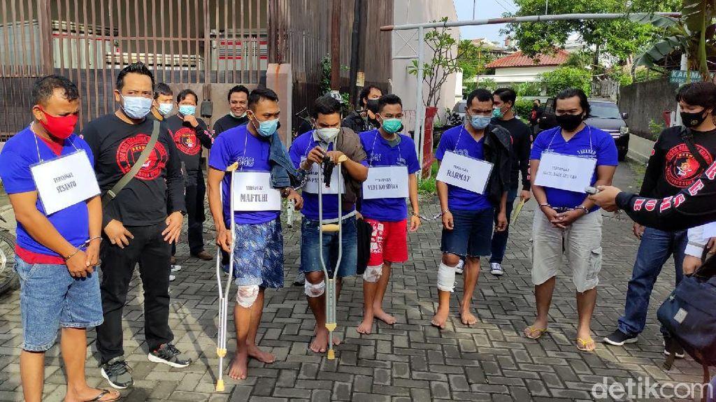 Otak Perampokan Uang Setengah Miliar di Semarang Orang Dalam