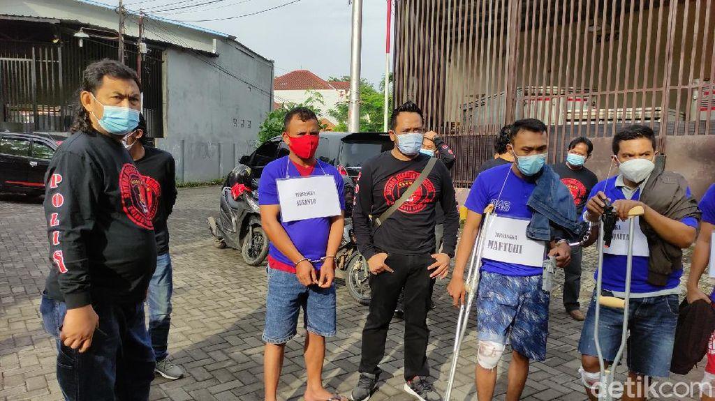 Otak Perampokan Duit Setengah Miliar di Semarang Ditangkap!