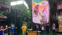 Viral Foto SBY Jualan Nasi Goreng, Ini Faktanya!