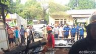 Pom Mini di Bogor Terbakar, Rumah dan 4 Motor Ludes