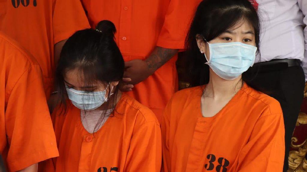Selebgram Syiva Angel Ditangkap Pakai Narkoba Jenis Baru-Mematikan