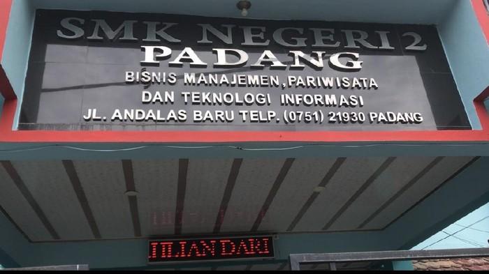 SMK Negeri 2 Padang (Jeka-detikcom)