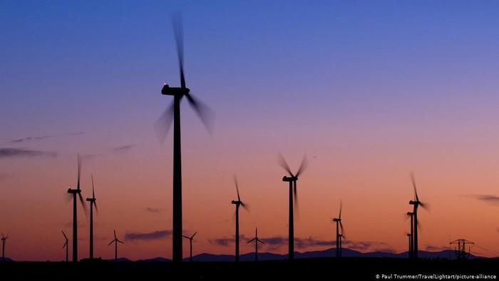 Untuk Pertama Kalinya Penggunaan Energi Terbarukan di Eropa Salip Energi Fosil